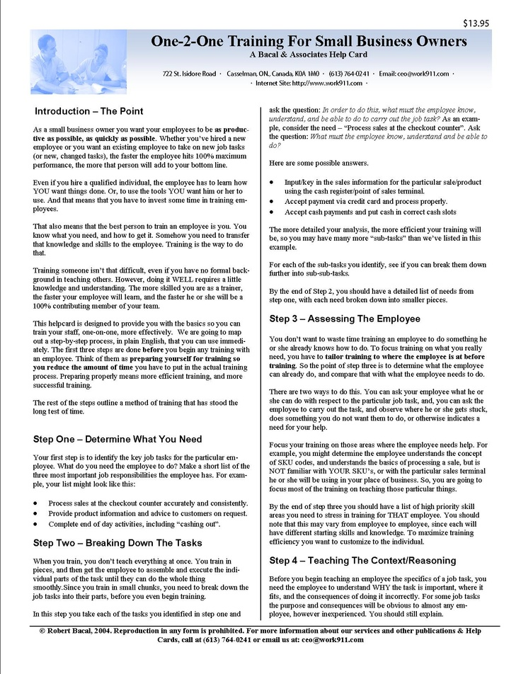 22 best Free Quick Reference Cards For Personal Development - personal development example