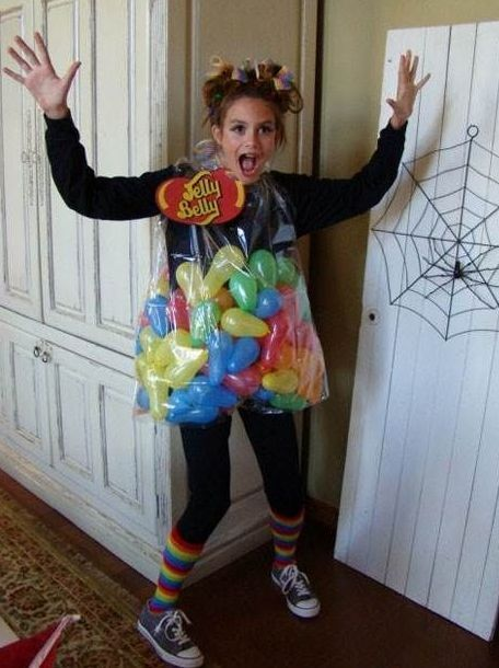 20 DIY Unique Last Minute Halloween Costumes for Kids