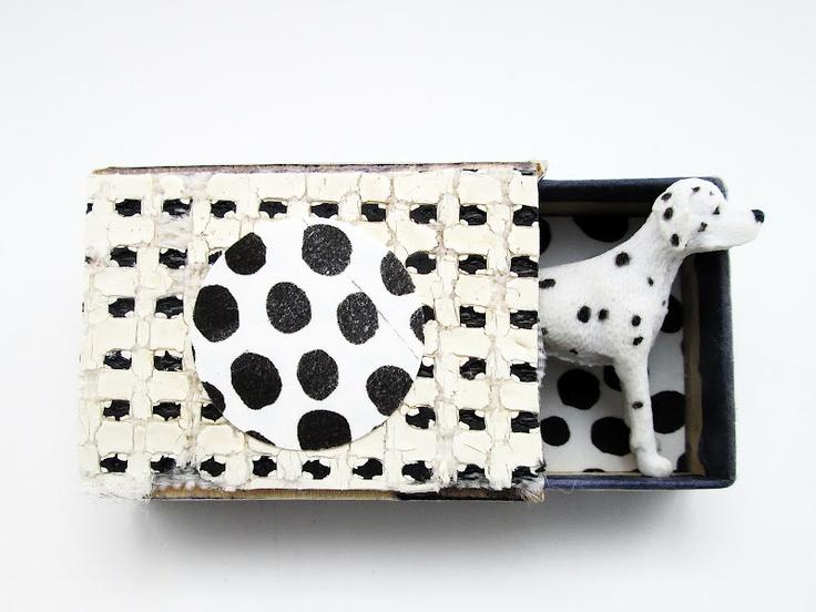 mano kellner, art box nr 211, hund.punkt. - verschenkt