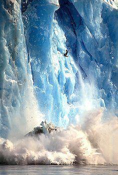 Dawes Glacier - Endicott Arm, Alaska: Pics, Alaskan Glacier, Endicott Arm, Earth, Place, Alaska Glacier