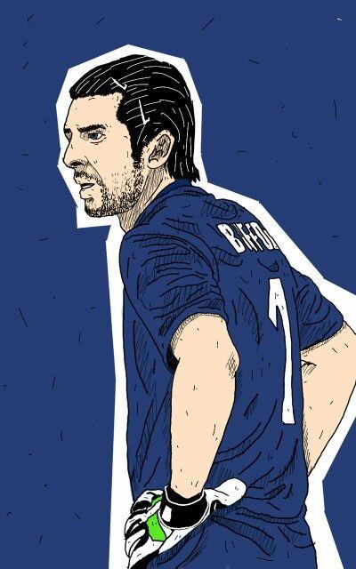 Buffon from Juventus