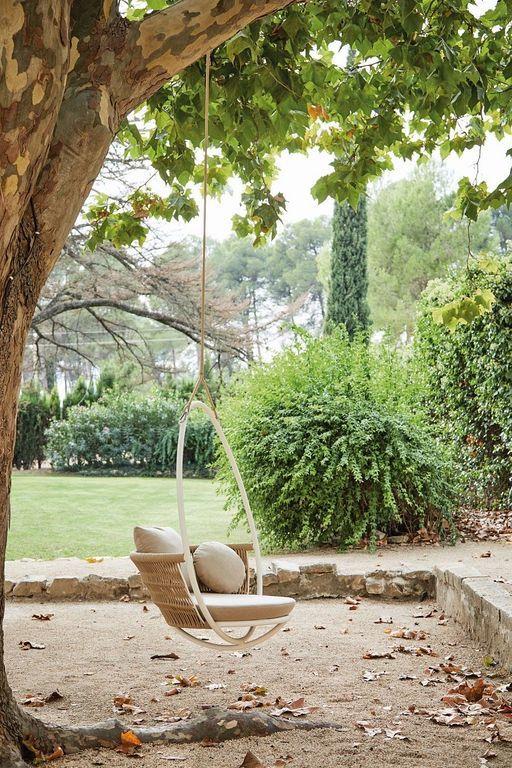 20+ Outdoor Hanging Chair Design Ideas For Garden Outdoor in 2018