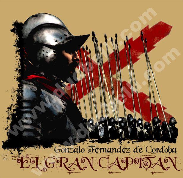 CAMISETA GRAN CAPITAN - Camisetas con Historia - DucBelli