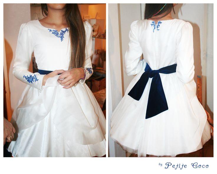 Delicate Amelie...  http://www.petitecoco.ro/shop/en/dresses-cold-season/23-amelie-dress.html
