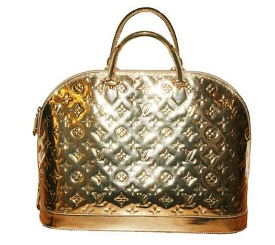 1fc2f5b6375b Louis Vuitton AUTHENTIC LIMITED EDITION Miroir Alma Gold Bag Excellent  Condition! Comes with Dust Bag