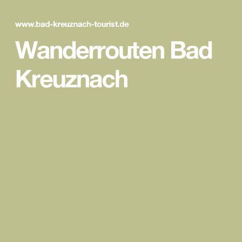 Wanderrouten Bad Kreuznach