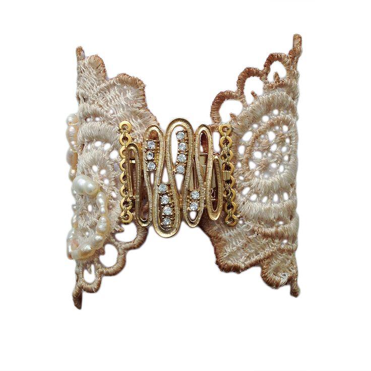 #Brazalete #novia #vintage Precio: 220 €