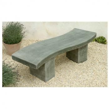 Stone Benches Can Be A Stunning Architectural Element To Add Appeal To Any  Garden, Yard
