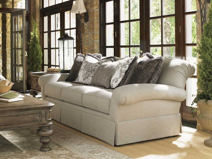 Superb La Tourelle Amboise Custom Sofa, Choose From Hundreds Of Lexington Fabrics.  Made By Lexington
