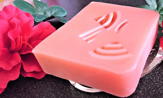 Bomb Natural Handmade Fruity Dessert Sweet Luxury Soap Slice
