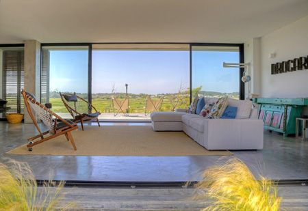 Casa do Pego, villa design à Comporta au Portugal