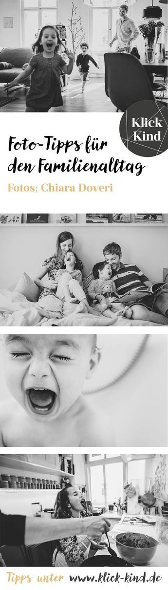 Photo tips for the documentation of your everyday family life. With wonderful photos of family photographer Chiara Doveri from Berlin.