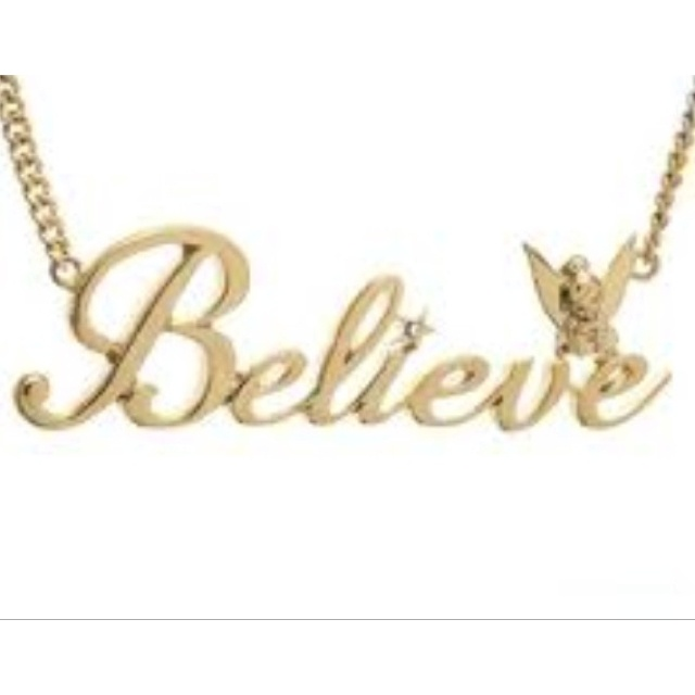 Says it all just dream and believe