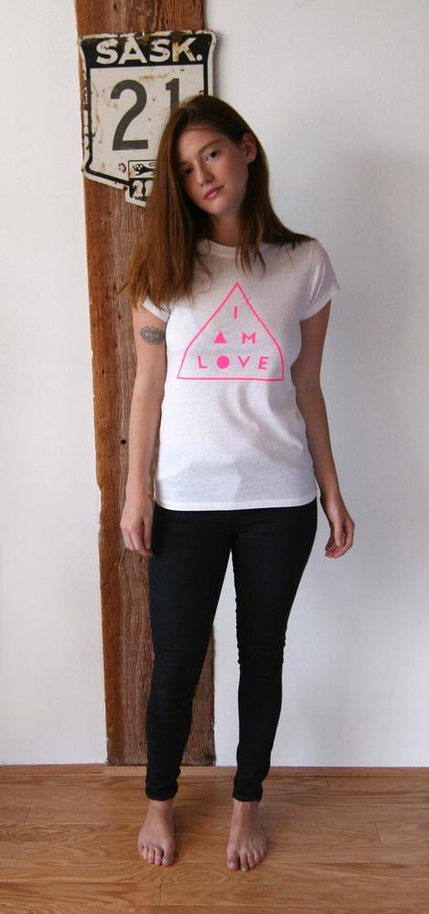 I ▲M L⚈VE T-Shirt