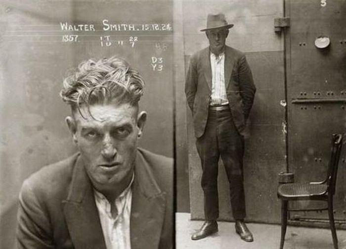Вальтер Смит – опаснейший бандит, гроза улицы садист
