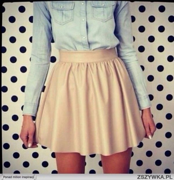 There is 1 tip to buy this skirt.
