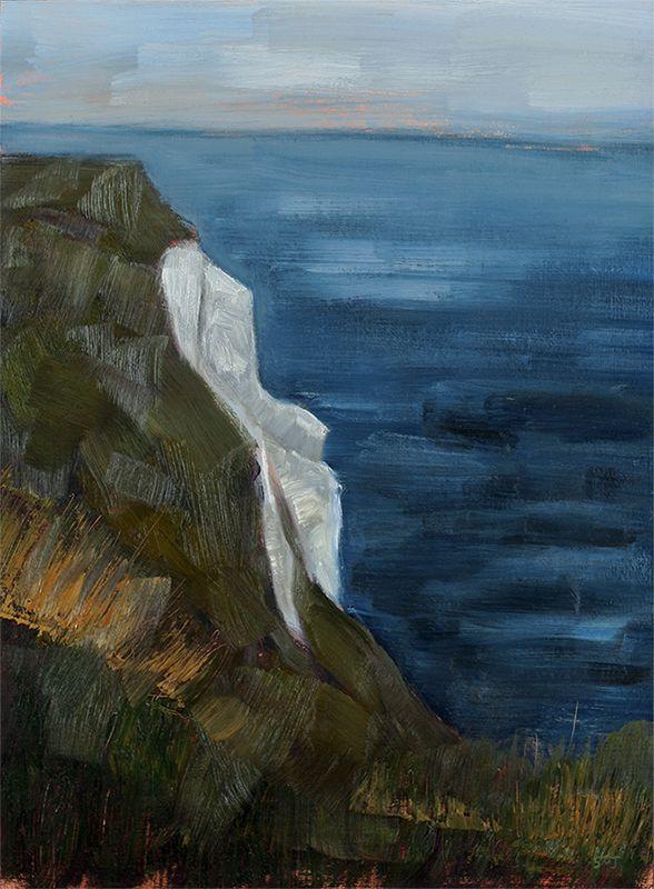 Cliff Edge by ShaunMichaelJones.deviantart.com on @DeviantArt