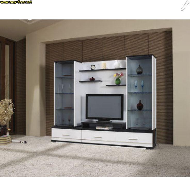 TV unit and models 13