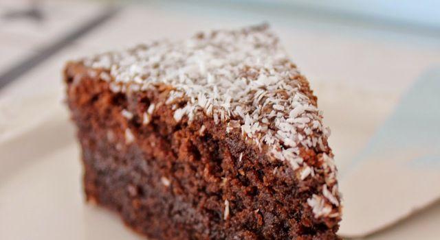 Chokladtårta/kärleksmumstårta