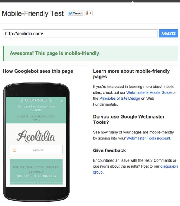 Why and how to make your website more mobile friendly