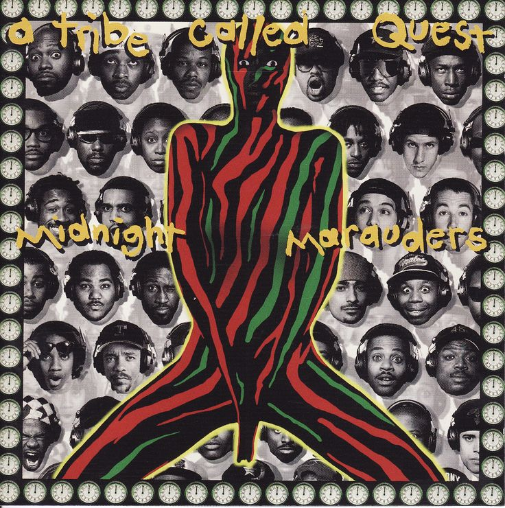 QOTD: Where Would You Rank A Tribe Called Quest's 'Midnight Marauders'?
