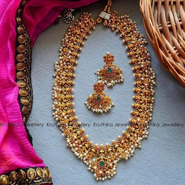 6a91a40bac Top 10 Brands To Buy Artificial Jewellery Sets Online • South India Jewels