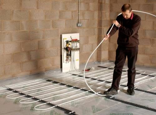 101 Best Underfloor Heating Images On Pinterest Electric
