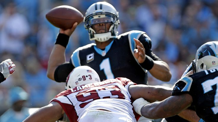 Rams could face extra scrutiny vs. Cam Newton
