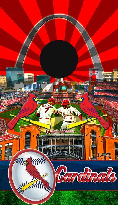 St Louis Cardinals Cornhole Sticker Decal Bag Toss