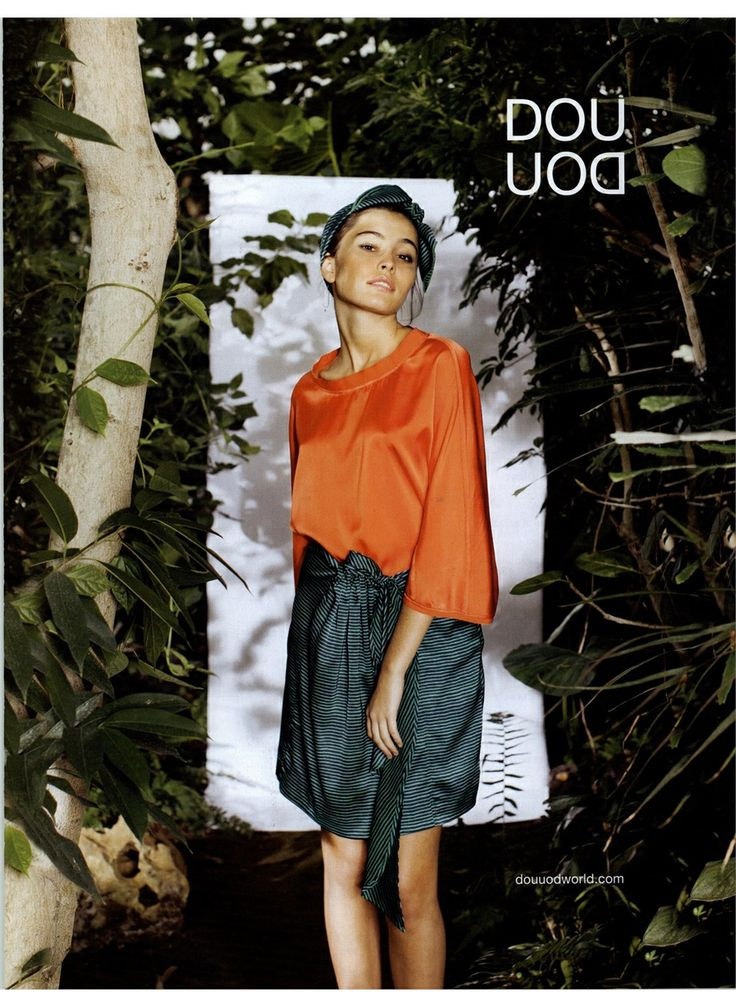 #douuodworld #SS14 #fashioncampaign on MarieClaire Italy