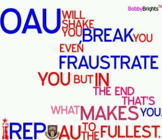 I Rep OAU
