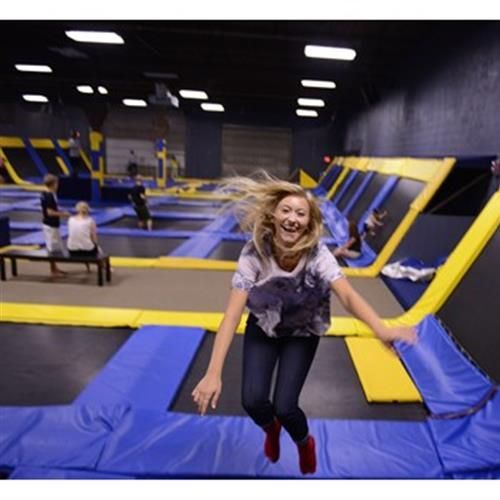 Jump Park is Chattanooga's first indoor trampoline park!Jump Park includes a large open jump arena, dodge-ball courts, basketball goals, foam pits, trapeze bars, slack lines, kidz zone with foam pits with slides.Fun for the whole family! With this offer for $20, you will receive two, 2-Hour Jump Passes from Jump Park (Reg $40). Deal is valid for 2 people, for 2 hours each. Call ahead to reserve jump times as weekends fill up quickly (423) 531-8688.Please see their website for information.