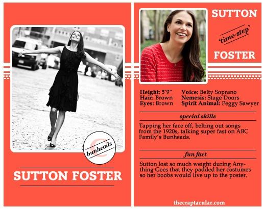 147 best sutton foster images on pinterest sutton foster