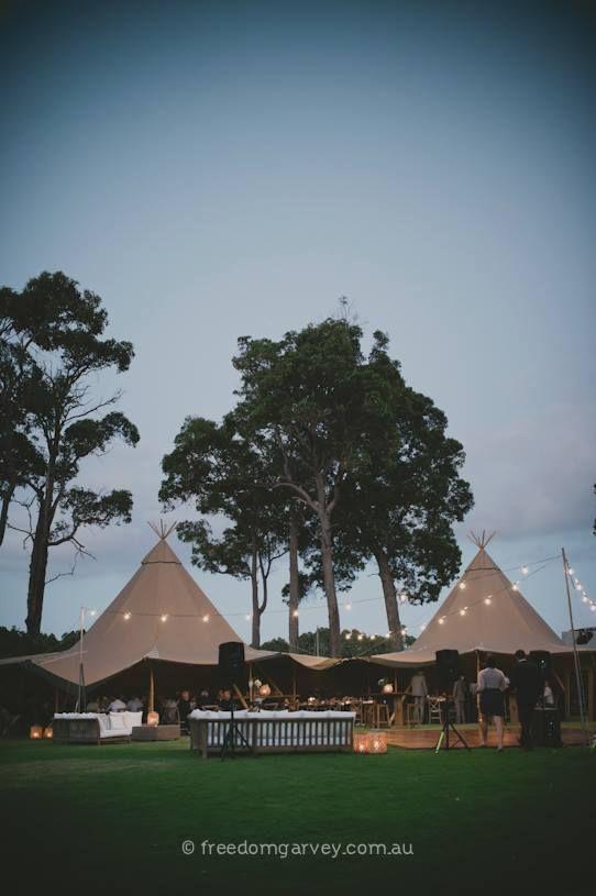 Tipi Wedding Reception || THE ZEST GROUP WA || www.thezestgroupwa.com.au || Photography by Freedom Garvey