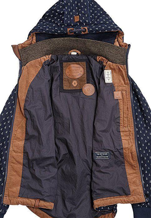 Naketano Female Jacket Pfiffig, Gewitzt & Fesch Anchor IX, S