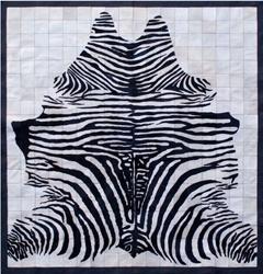Alfombra Animal Print en cuero premium argentino ::: Design Carpets Alfombras :::