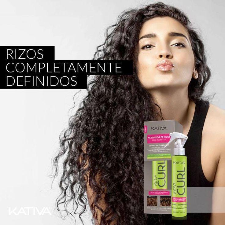 Η θεραπεία Kativa CURL ACTIVATOR είναι το επόμενο βήμα στις μπούκλες. Δημιουργεί τις τέλειες μπούκλες ενώ παράλληλα κάνει θεραπεία αφήνοντας τα μαλλιά σας ευέλικτα,αναζωογονημένα και χωρίς φριζάρισμα όλη την ημέρα. Αποτελέσματα που είναι ορατά άμεσα. Η σειρά θεραπείας Kativa CURL ACTIVATOR είναι κατασκευασμένη με ανθεκτικά στην υγρασία πολυμερή, τα οποία παρέχουν ευελιξία και κίνηση στις μπούκλες. Ελέγχουν την ένταση και δίνουν μαλακή και φυσική λάμψη. Επιπλέον, έχει κερατίνη, την κύρια…