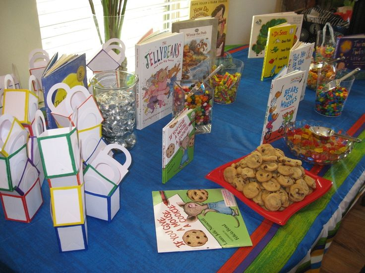 32 best storybook shower candy buffet images on pinterest book book themed baby shower decorations