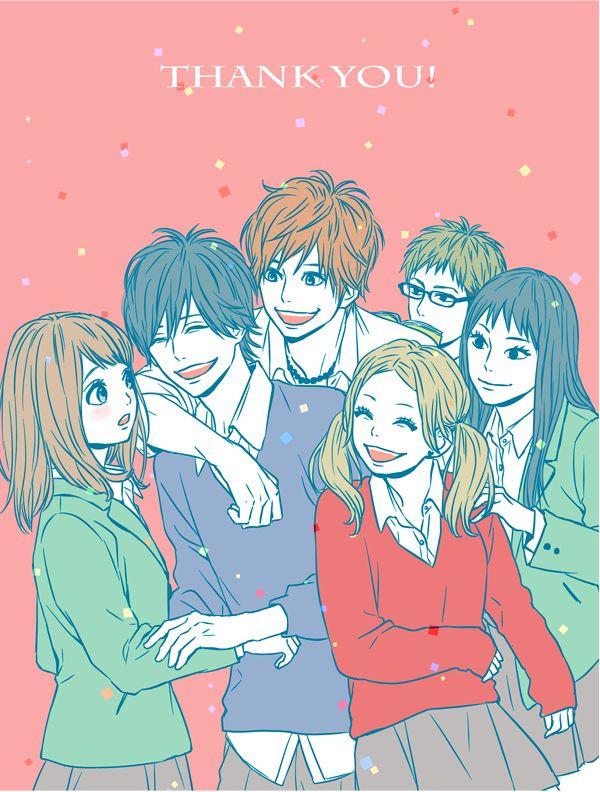TVアニメ「orange」 (@AnimationOrange) | Twitter