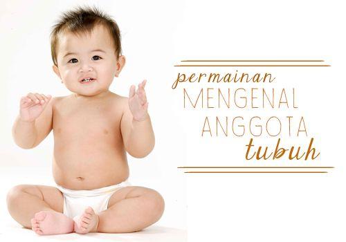 Permainan Mengenal Anggota Tubuh :: Play with his parts of body