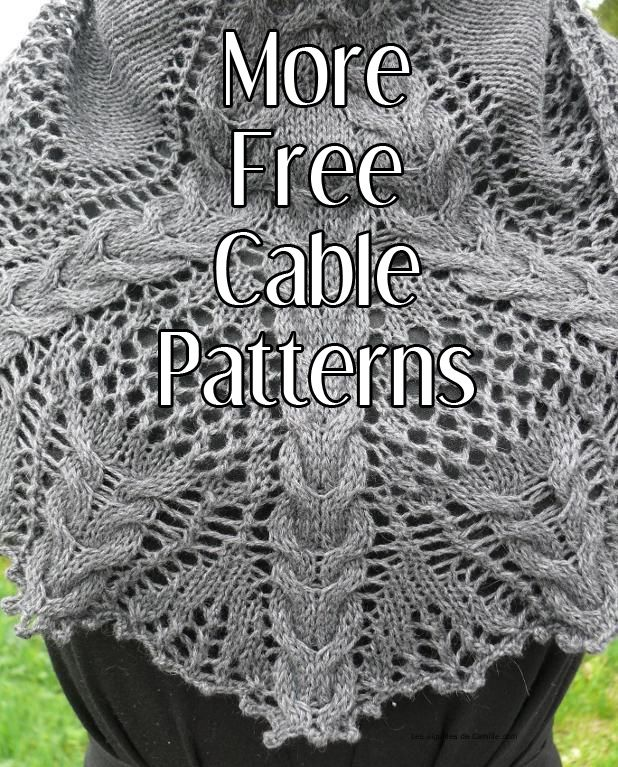 342 Best Knitting Aran Cable Images On Pinterest Knitting Patterns