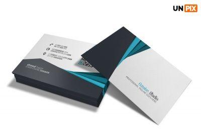 Студия дизайна - Визитная карточка