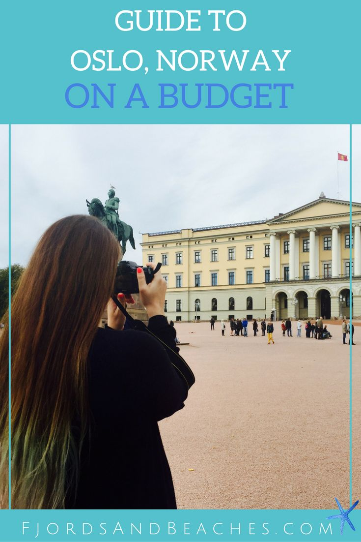 Visiting Oslo, Norway on a budget. Guide to Oslo on a budget.