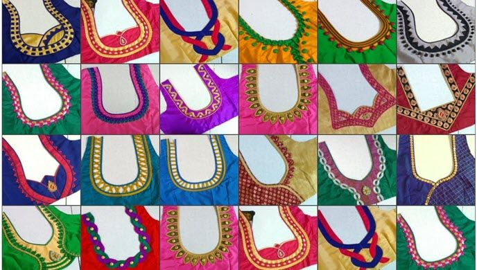 30 Simple Blouse Designs 2020 That Will Surprise You In 2020 Simple Blouse Designs Simple Blouse Blouse Neck Designs,Pretty French Toe Nail Designs