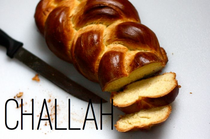 FOODIE FRIDAY: Easy Challah Recipe
