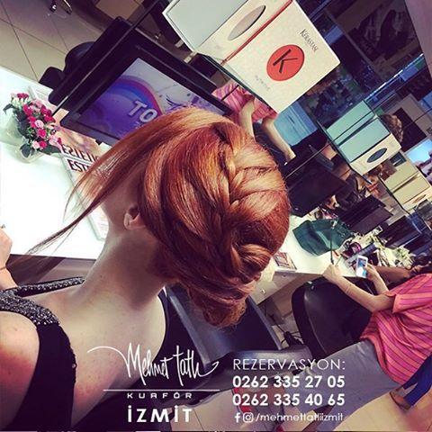Dünyanın en seçkin saç bakım markalarını, İzmit'in tek prestijli markası Mehmet Tatlı' da bulabilirsiniz Bilgi ve Rezervasyon 0262 335 27 05 - 0262 335 40 65 #hair #beauty #saç #makyaj #mehmettatlıizmit #mehmettatlı #gelinsaçı #cool #blonde #sarışın #sarısaç #saçbakım #kerastase #haircare #weddinghair http://turkrazzi.com/ipost/1517637186227781832/?code=BUPuvrnB8DI