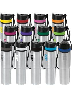 Starline - 32811 - SL228SS - 20 oz Persona™ Tower Vacuum Water Bottle