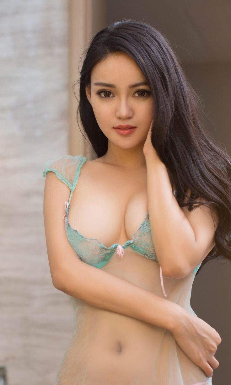 Zhang Heart Sexy Half Naked, Chinese Girls, Underwear -4288