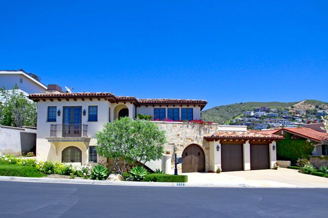 1000 ideas about tuscan style homes on pinterest tuscan for Property for sale laguna beach