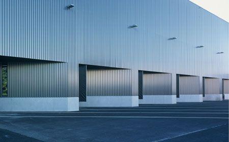 airchitekten: logistikgebäude strellson - projektfotos falk von traubenberg